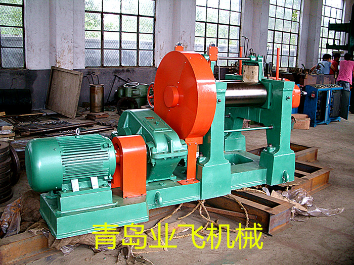 10inch rubber refining mill