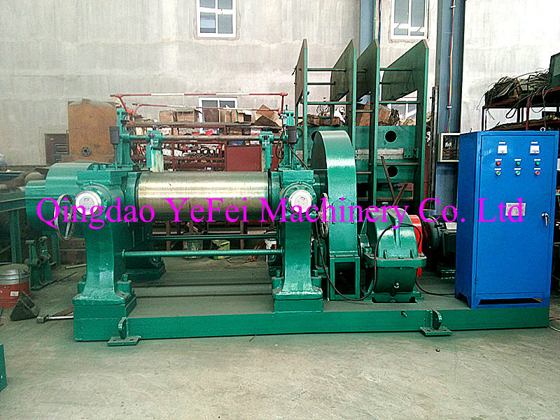 Open mixing mill400
